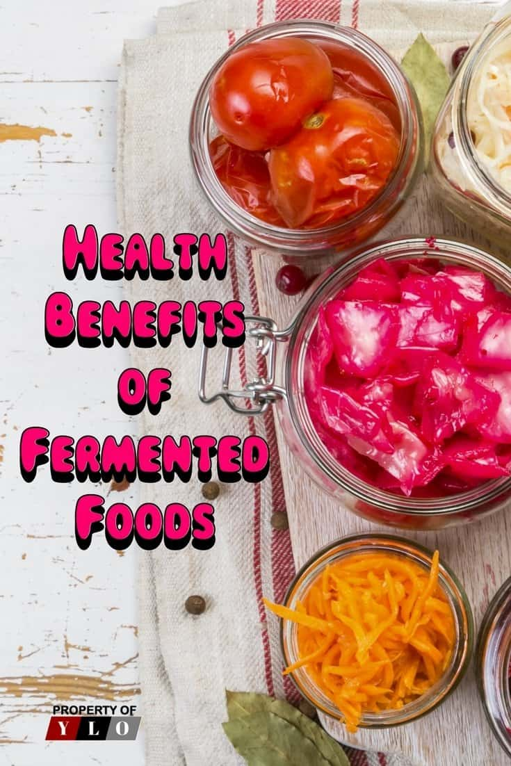 Fermented Foods & Their Health Benefits. An ongoing discussion of fermented foods and their health benefits has been underway. The common misconception is that fermented foods are decaying foods. There are several healthy fermented foods that contain helpful vitamins, nutrients, and minerals to assist in weight loss and aid in overall health.