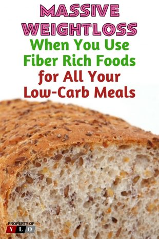 Fiber Rich Foods for Low Carb Meal Plans