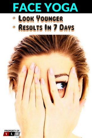 Face Yoga Look Younger Results in 7 Days