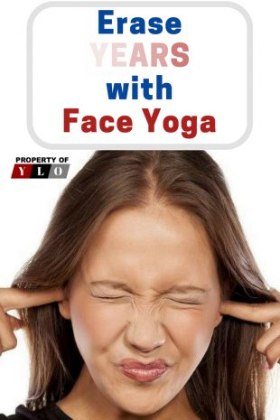 Erase Years with Face Yoga