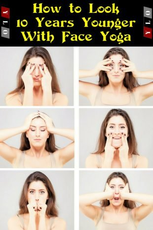 How to Look 10 Years Younger Using Face Yoga 3