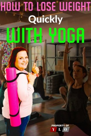 How to Lose Weight Quickly with Yoga