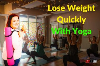 Lose Weight Quickly with Yoga