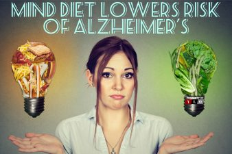 MIND Diet Lowers Risk of Alzheimer's