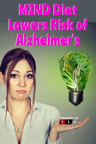MIND Diet Lowers Risk of Alzheimer's 1