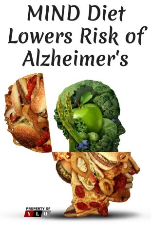 MIND Diet Lowers Risk of Alzheimer's 2