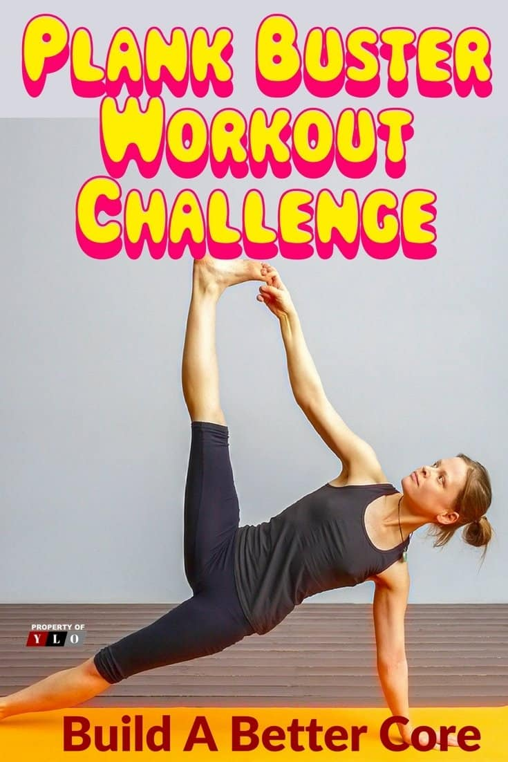 10 Minute Plank Buster Workout Challenge. We have set up a 10 Minute Plank Buster Workout Challenge for you to try. The premise of exercise is that all good things start in the core. Planks rule your core and will give you results you will love. Planks give you strong and defined abs. You just have to learn how to perform the exercises correctly. Planks have been around for years. This isn't just a trendy exercise that will die out once people find new fun ways to get in shape.