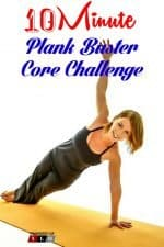 10 Minute Plank Buster Workout Challenge 3