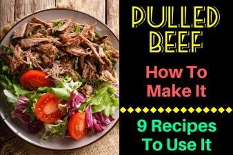 Pulled Beef - How To Make It & 9 Recipes to Use It