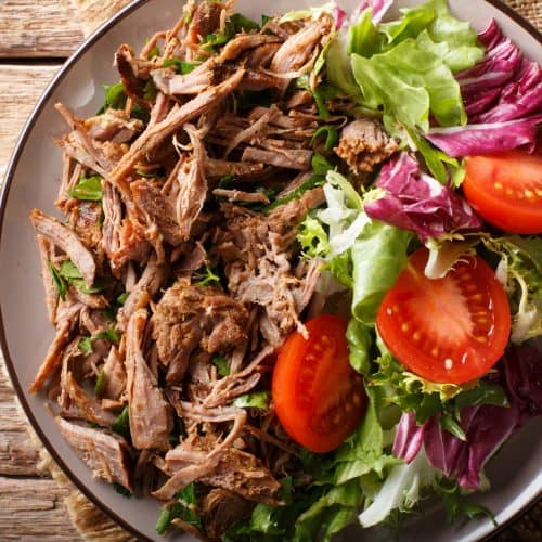 Pulled Spicy Beef