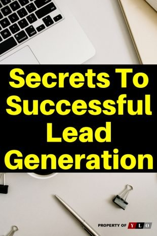 Secrets To Successful Lead Generation 1