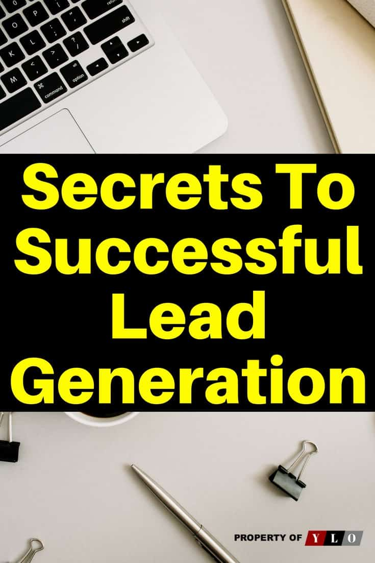Secrets About Successful Lead Generation Revealed. The hard part about having a successful business today is that there is so much competition. What can you do? The best thing is to know how to get leads. Lead generation will help you be successful. This article will teach you how to benefit from lead generation and why it is important to your success.