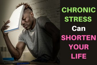 Chronic Stress Can Shorten Your Life