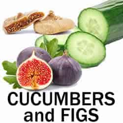 Cucumbers and Figs