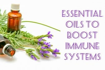 Essential Oils to Boost Immune Systems