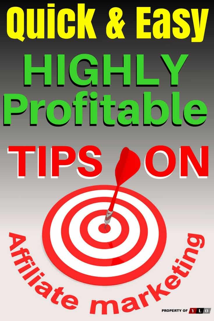 Highly Profitable Tips on Affiliate Marketing. Tell your readers up front that you're part of an affiliate program. Being honest about your affiliate programs will generate more revenue for your website because you will have built trust with your customers.