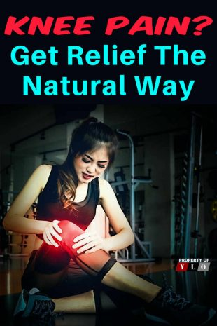 Knee Pain Relief The Natural Way 1