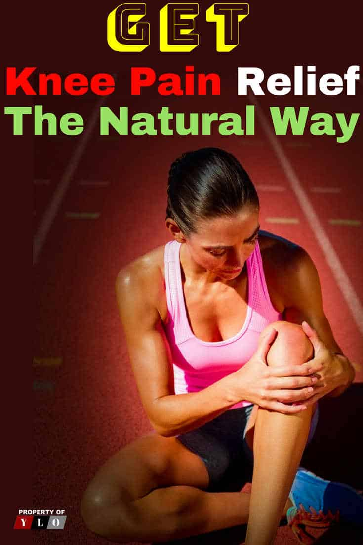 Knee Pain Relief The Natural Way 2