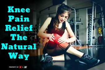 Knee Pain Relief The Natural Way