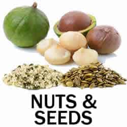 Nuts and Seeds - Perfect Skin Tip #2