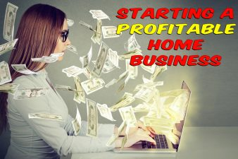 Starting A Profitable Home Business