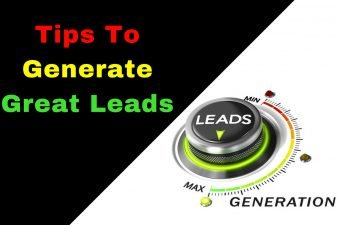 Tips To Generate Great Leads