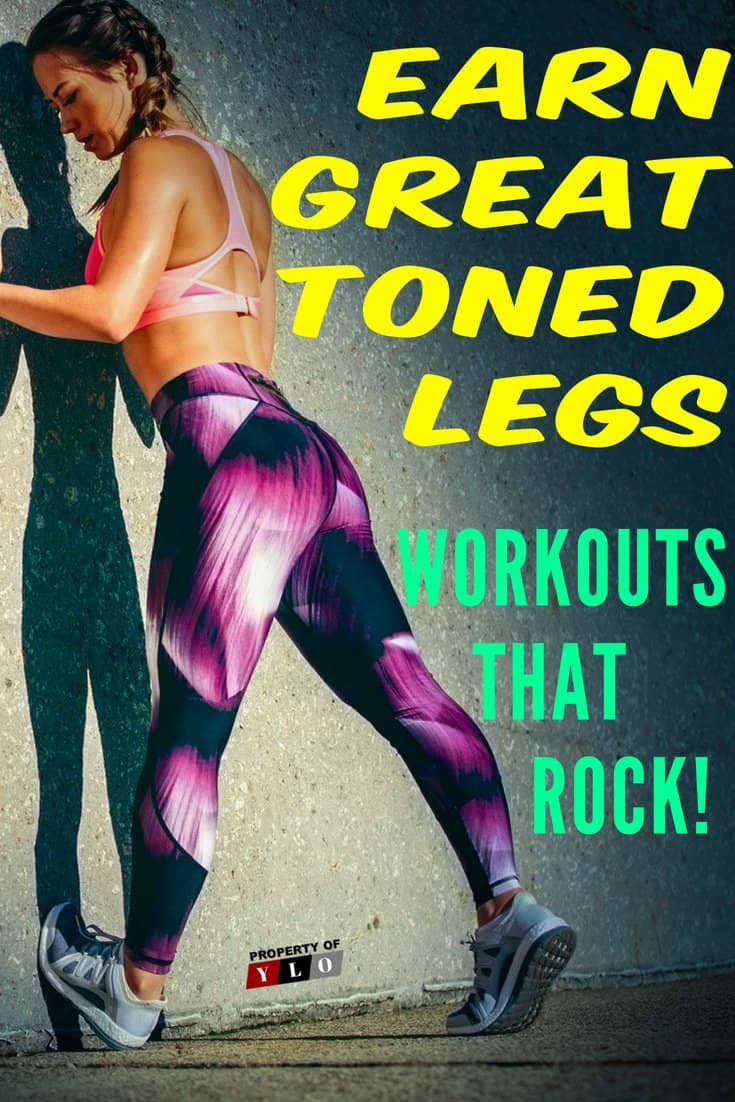 Getting Toned With Amazing Leg Workouts. If you want great toned leg workouts that help create beautiful legs that every woman envies then these are the exercises that you need to use