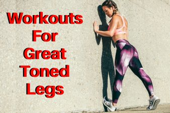 Workouts For Great Toned Legs