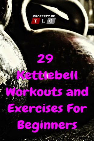 29 Kettlebell Workouts & Exercises for Beginners
