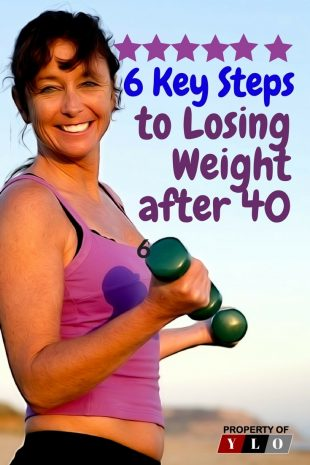 6 Key Steps to Losing Weight After 40