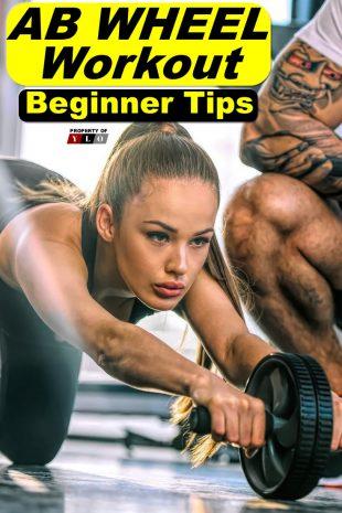 AB Wheel Workout Beginner Tips