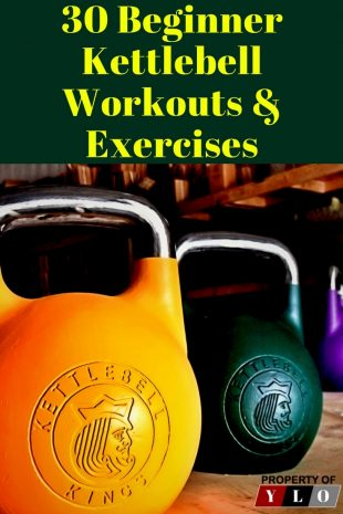 Beginner Kettlebell Workouts & Exercises