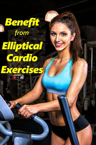Benefits from Elliptical Cardio Exercises