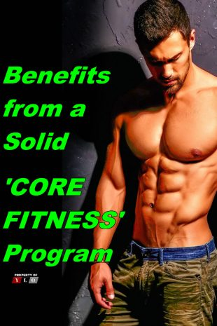 Benefits from a Solid Core Fitness Program