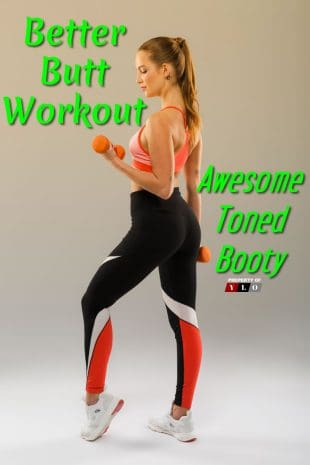 Better Butt Workout - Awesome Toned Booty