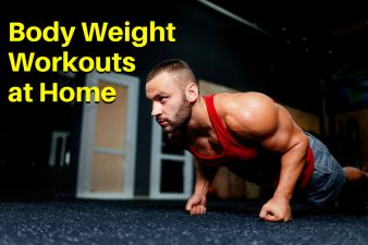 Body Weight Workouts at Home