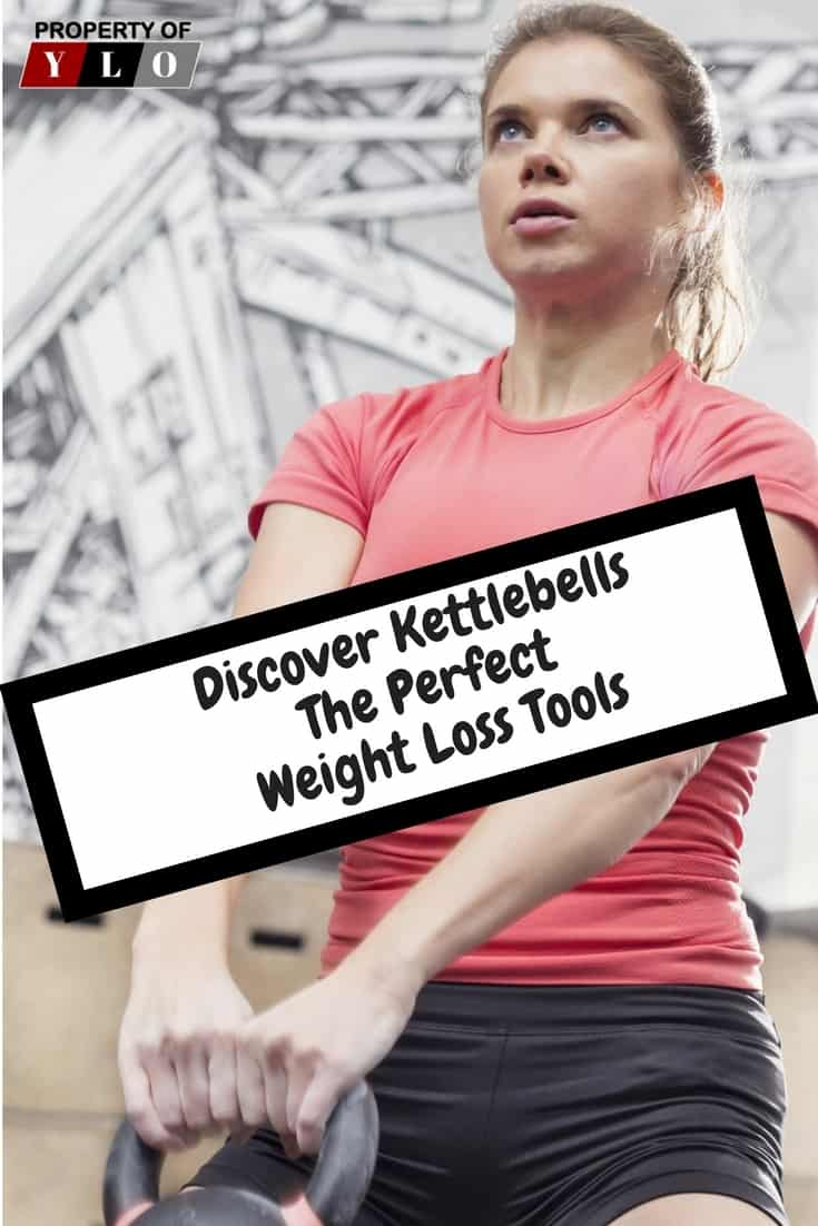Discover Kettlebells - The Perfect Weight Loss Tools