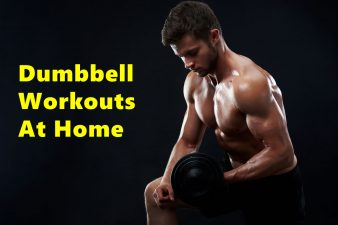 Dumbbell Workouts At Home FI
