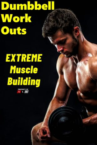 Dumbbell Workouts Extreme Muscle Building