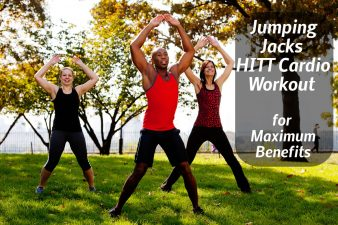 Jumping Jacks HITT Cardio Workout for Maximum Benefits FI
