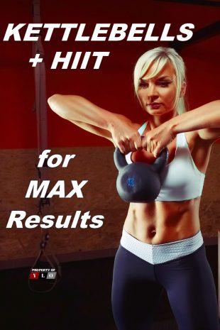Kettlebells & HIIT for MAX Results