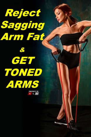 Reject Sagging Arm Fat & Get Toned Arms