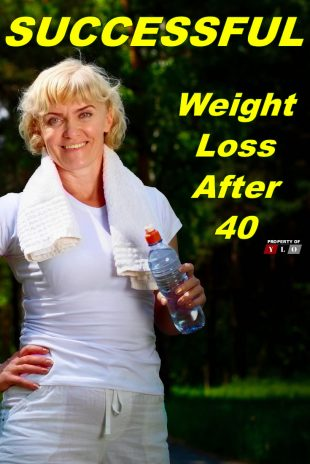 Successful Weight Loss After 40