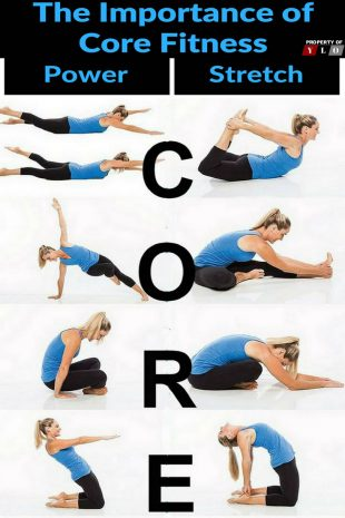 The Importance of Core Fitness - Power - Stretch