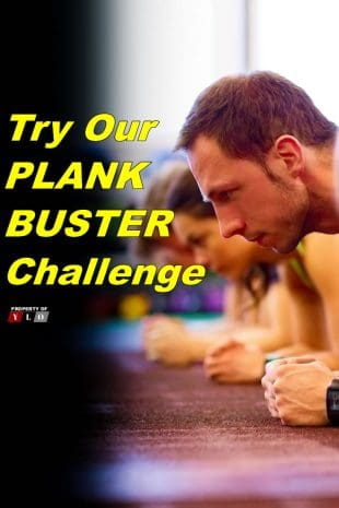 Try Our Plank Buster Challenge