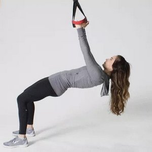 5 TRX Barbell Rows - Bodyweight Exercise for Toned Arms