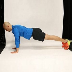 8 Press Ups - Bodyweight Exercise for Toned Arms