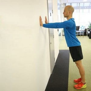 9 Close-Grip wall Push ups - Bodyweight Exercise for Toned Arms