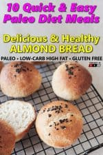 Healthy Almond Bread