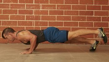 Single Leg Push-Up
